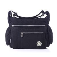 Sport Famous Brand Bag Women Messenger Bags High Quality Waterproof Nylon Brand Luxury Travel Bag Women