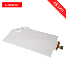 43 inch interactive touch foil screen 10 touch points touch film недорого