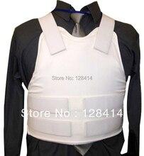 Free Shipping! NIJ 3A Size M Concealable Dupont's Aramid Bulletproof Vest / Medium NIJ IIIA Covert Ballistic Bullet Proof Vest