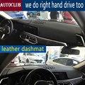 Для BMW X5 G05 2019 2020 кожаный коврик для приборной панели автомобиля Стайлинг Чехлы тире коврик приборная панель покрытие коврик аксессуары