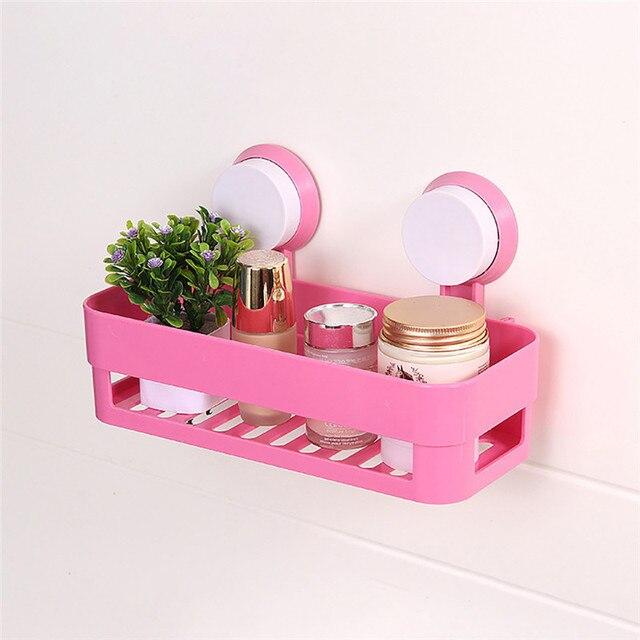 Shower Corner Shelf Organizer Holder Bath Storage Holders plastic ...