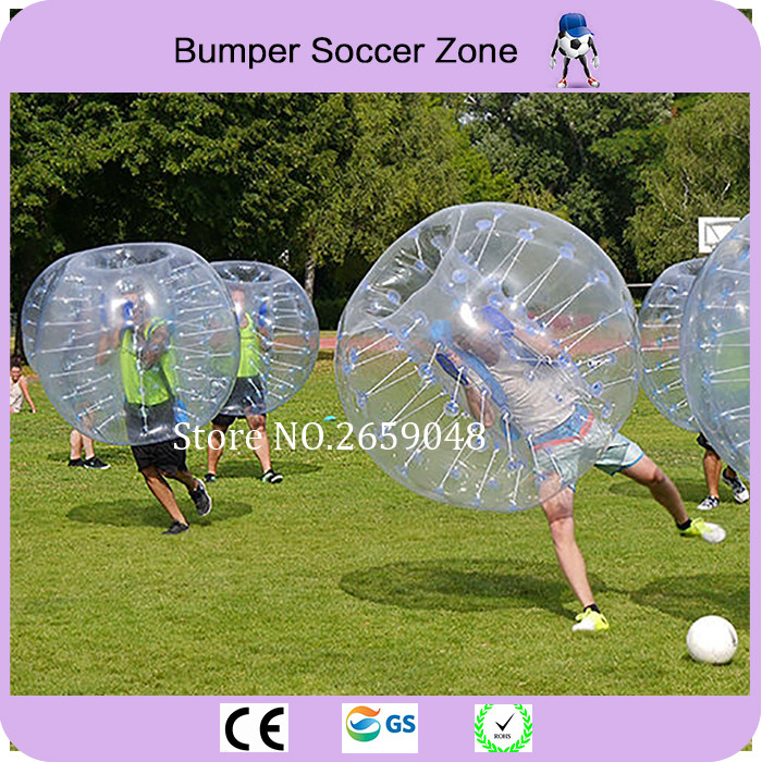 Free Shipping 0.8mm PVC 1.5m Bubble Football Bubble Soccer Ball Inflatable Bumper Ball Inflatable Ball Air Soccer Ball stillini stillini платье бело желтое