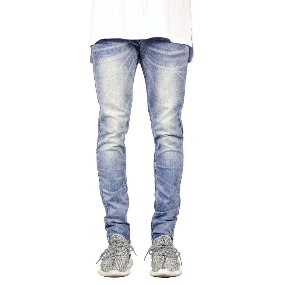2019 Men Jeans Fashion Stretch Hip Hop Jeans Y1909