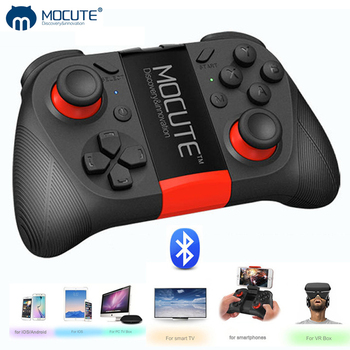Free Fire Bluetooth Gamepad Game Pad Mobile Joystick For iPhone Android Smart Cell Phone PC Trigger Controller Joypad Smartphone trigger bluetooth joystick for phone cell pubg mobile controller gamepad game pad android iphone control free fire pc joistick