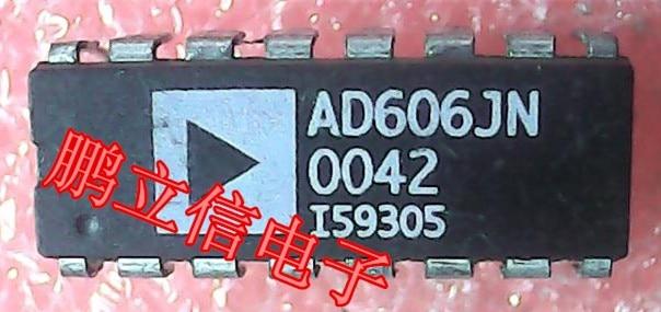 ФОТО Electronic Component IC  AD606JN IC