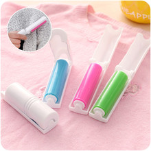 Lint Sticking Roller Washable Sticky Hair Sticky For Wool Dust Catcher Hair Sucking Clothes Sticky Dust Drum Random Color