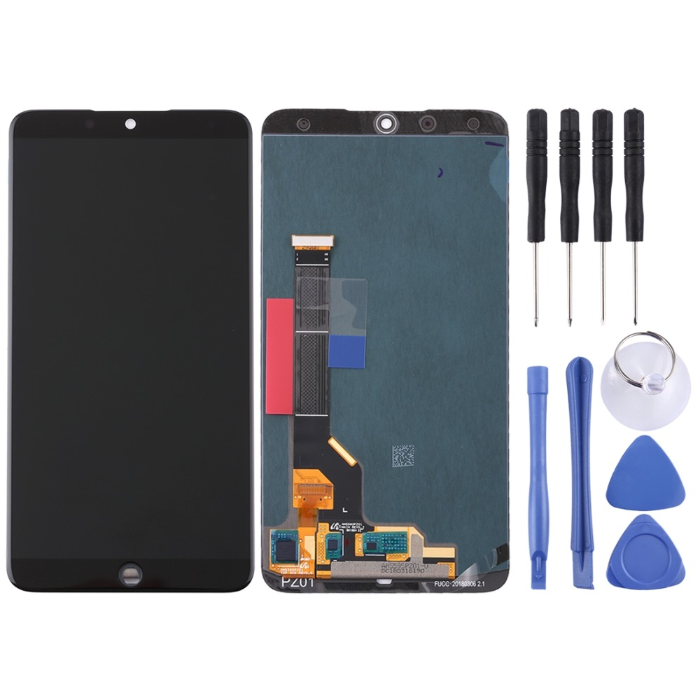 For meizu 15 Plus LCD Screen and Digitizer Full Assembly For meizu 15 Plus LCD Screen and Digitizer Full Assembly