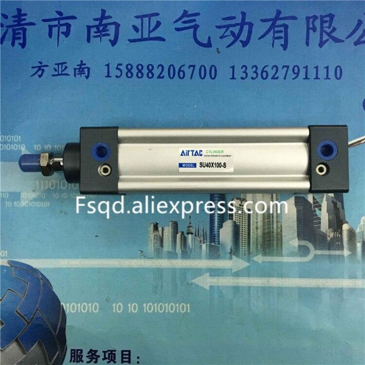 SU40*100-S AIRTAC air cylinder pneumatic component air tools SU series at26df321 su