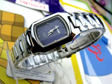 Stainless steel Lovers watch Quartz watch women's business watch casual watch fashion watch new arrival