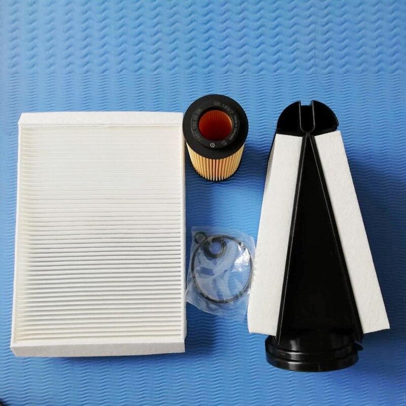 Oil Filter Air Filter Pollen Filter C Class w205 c200d c220 C250