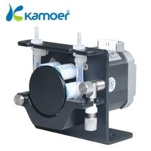 Kamoer KCS mini peristaltic pump stepper motor 24V electric water pump