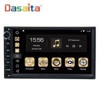 Dasaita Android 8 0 Car Double Din Car Radio 4 50W Universal For Nissan Qashqai X