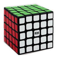 MOYU HuaChuang 5x5x5 Puzzle Magic Cube Speed cubes Puzzle Neo Magico Cubo Sticker 5x5 Adult Education Toys For Children Gift