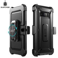 Do Samsung Galaxy Note 8 Case SUPCASE UB seria pro wytrzymała obudowa ochronna na cały korpus z wbudowanym ochraniaczem ekranu