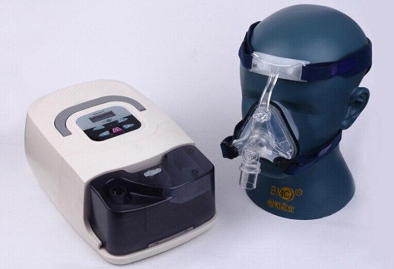 Doctodd GI CPAP maison médicale CPAP Machine pour l'apnée du sommeil OSAHS OSAS ronflement utilisateur avec masque casque Tube sac carte SD à l'intérieur - 3