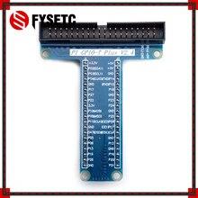 40 Pin GPIO Extension Board GPIO Adapter T Stil GPIO Modul für Orange Pi Plus Raspberry Pi 3 Modell B