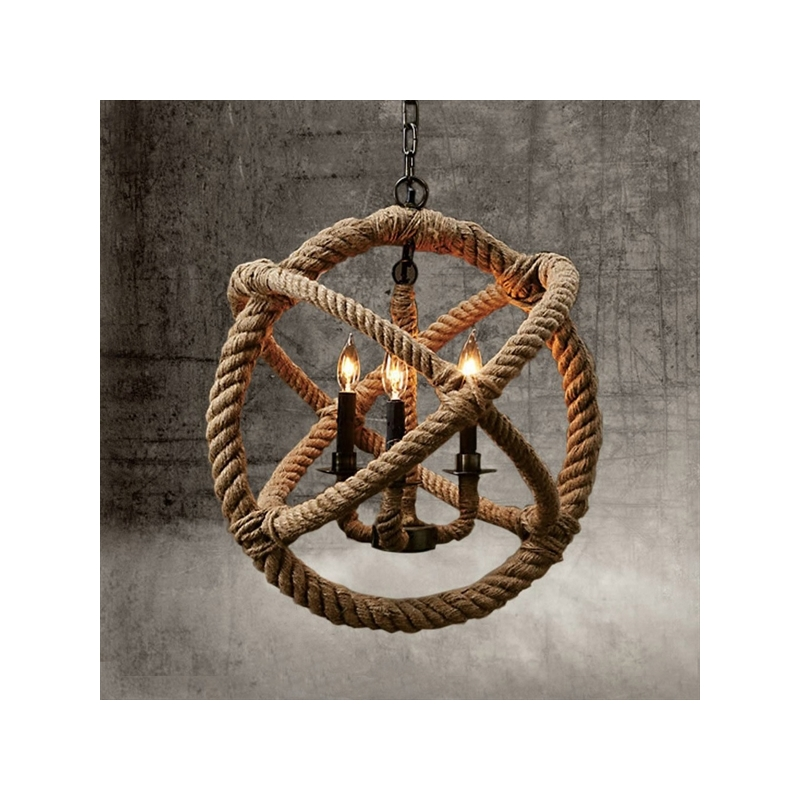 Vintage Pendant Light Lamp Loft Creative Personality Industrial Lamp American Style For Dining Room or restaurant