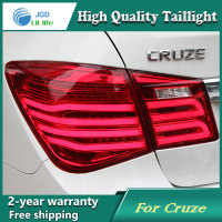 Car Styling Tail Lamp For Chevrolet Cruze 2009 2013 Tail Lights LED Tail Light Rear Lamp