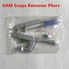 1 ADET KAM Marka Plastik Snaps Düğmeler Sökücü Pense Araçları Kiti kaldırmak için T5 Boyutu 20 snaps kumaştan daha hızlı DK 003