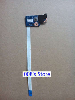 New Power Button Board with Cable For HP 15-G 15-R 250 256 G3 C113 C117 749650-001 LS-A991P 455MKL32L01