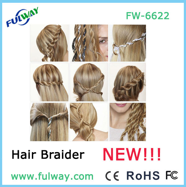 Travel Wireless Mini Hair Braider With Automatic Twister Machine Secret Technology In Braiders From Beauty Health On Aliexpress Alibaba Group