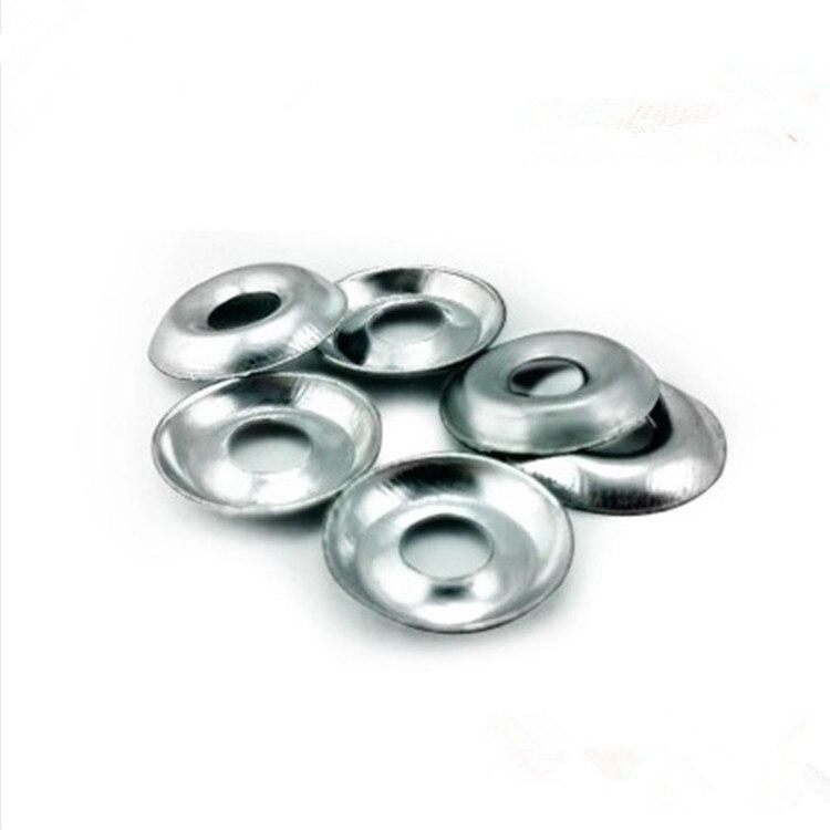 100pcs 500pcs 1000pcs+ 2%Pcs Standard Metric M4 M5 M6 Zinc Plated Steel Countersunk Washers Concave Convex Hollow Fisheye Gasket|countersunk washers|washer gasket|steel washers - title=