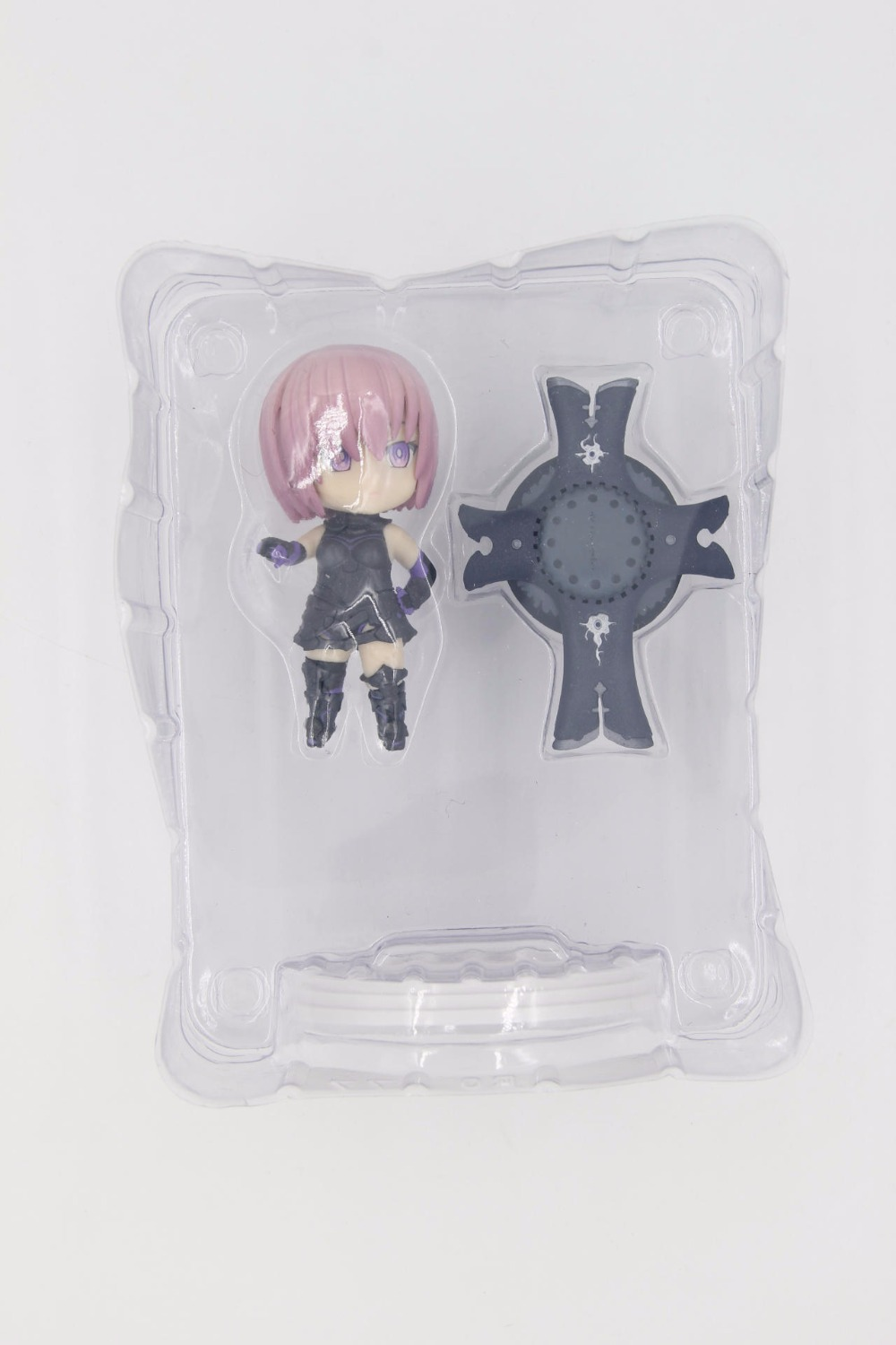 10CM Fate / Grand Order Nendoroid Shielder Matthew Killett Anime Action Figure PVC figures toys Collection for Christmas gift 1