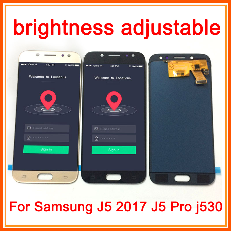 Ayarlanabilir samsung LCD J5 2017 LCD Dokunmatik J5 Pro j530 SM-J530F J530FN J530M J530Y DS LCD ekran + Dokunmatik Ekran montajAyarlanabilir samsung LCD J5 2017 LCD Dokunmatik J5 Pro j530 SM-J530F J530FN J530M J530Y DS LCD ekran + Dokunmatik Ekran montaj