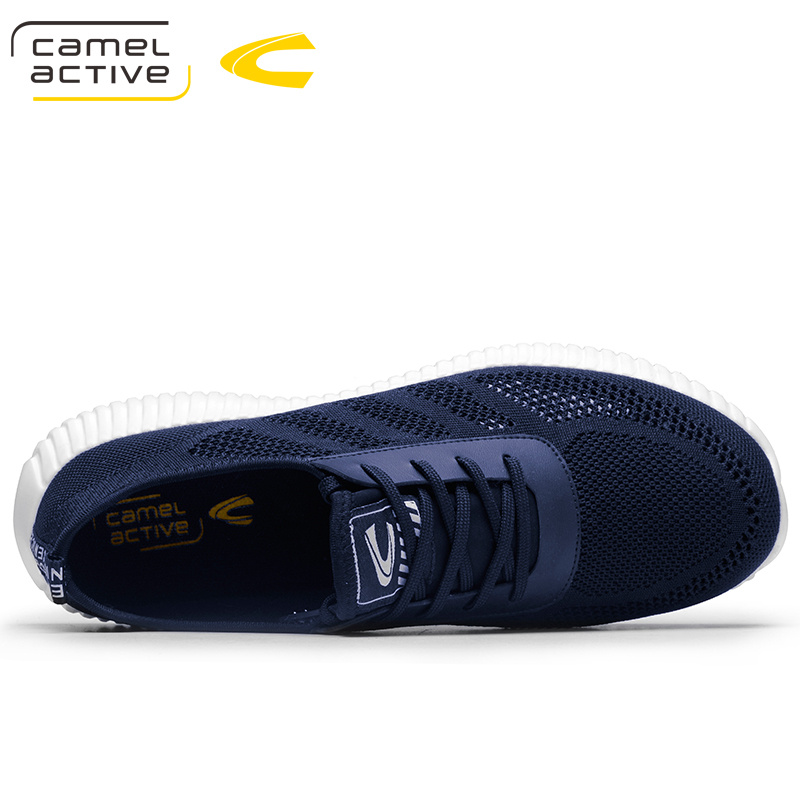 Maille Mode up De Hommes Appartements bleu Dentelle Active Casual 2018 Sneakers 18002 Confortable D'été Respirant Chaussures Noir Espadrilles Camel 68pRqn