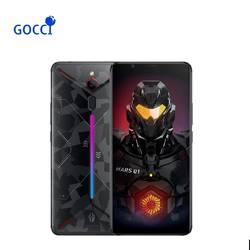 Мобильный телефон с глобальной прошивкой zte Nubia Red Magic Mars 6,0 дюймов Snapdragon 845 6 ГБ 64 ГБ/8 ГБ 128 ГБ rom
