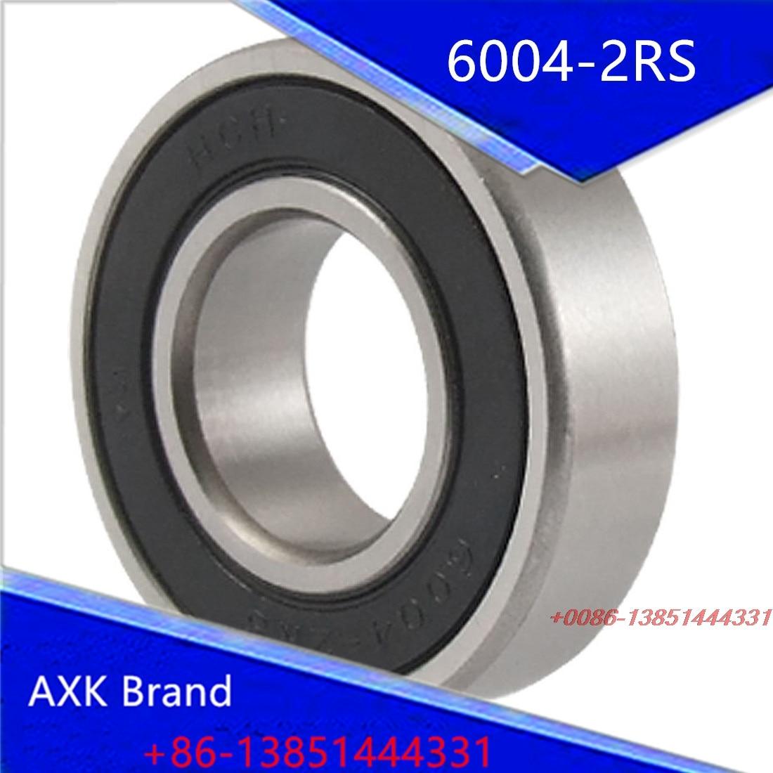 AXK 6004-2RS Double Side Sealed Ball Bearing 20mm x 42mm x 12mm холодильник side by side samsung rs 552 nrua1j