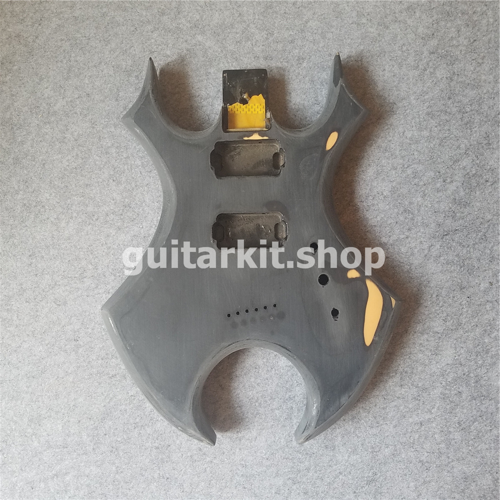 Afanti Music DIY guitar / DIY Electric guitar body (G132)Afanti Music DIY guitar / DIY Electric guitar body (G132)