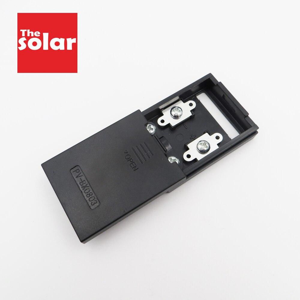 5 Вт 10 Вт 20 Вт Солнечная распределительная коробка для солнечной панели подключения PV распределительная коробка кабельного соединения с солнечной панелью с диодом