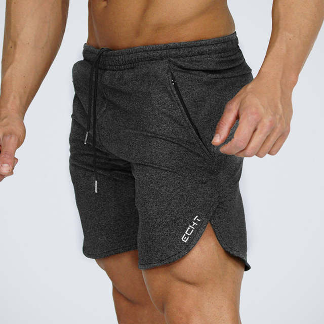 Online Shop Mens <b>Gym</b> Cotton Shorts Running <b>Jogging</b> Sports ...