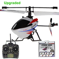Upgraded Original Package WLtoys V911-pro V911-V2 2.4G 4CH RC Helicopter Big Transmitter version