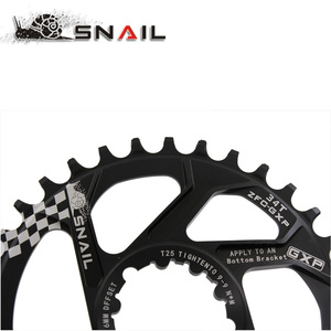 Image 3 - MTB GXP bicycle Crankset fixed gear Crank 30T 32T 34T 36T 38T 40T Chainrings Chainwhee for sram gx xx1 X1 x9 gxp Eagle NX