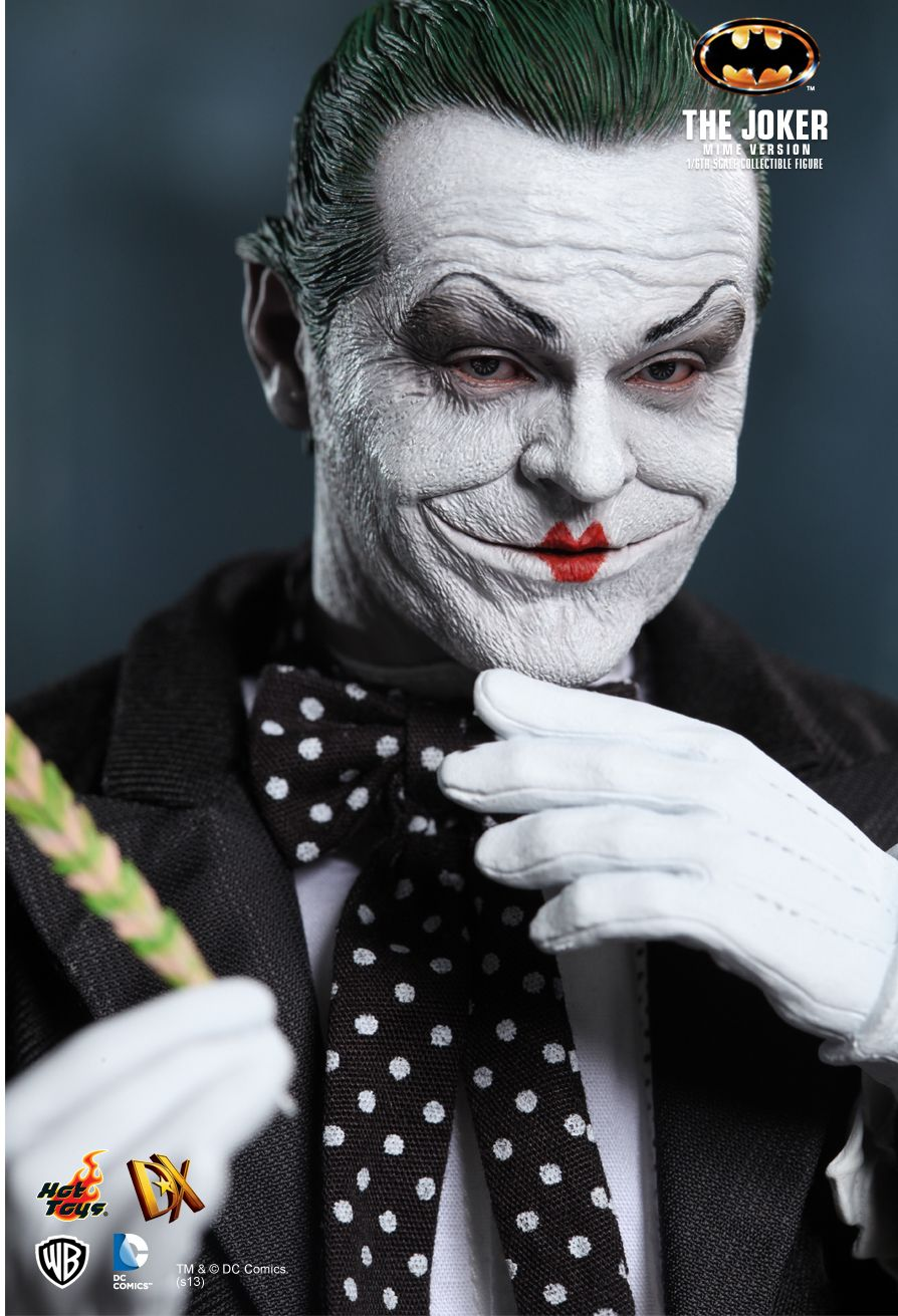 1/6 scale Collectible Figure doll Batman The Joker 1989 Mime Version 12 action figure doll Plastic Model Toys лопатка для омлета tescoma president цвет металлик длина 30 5 см