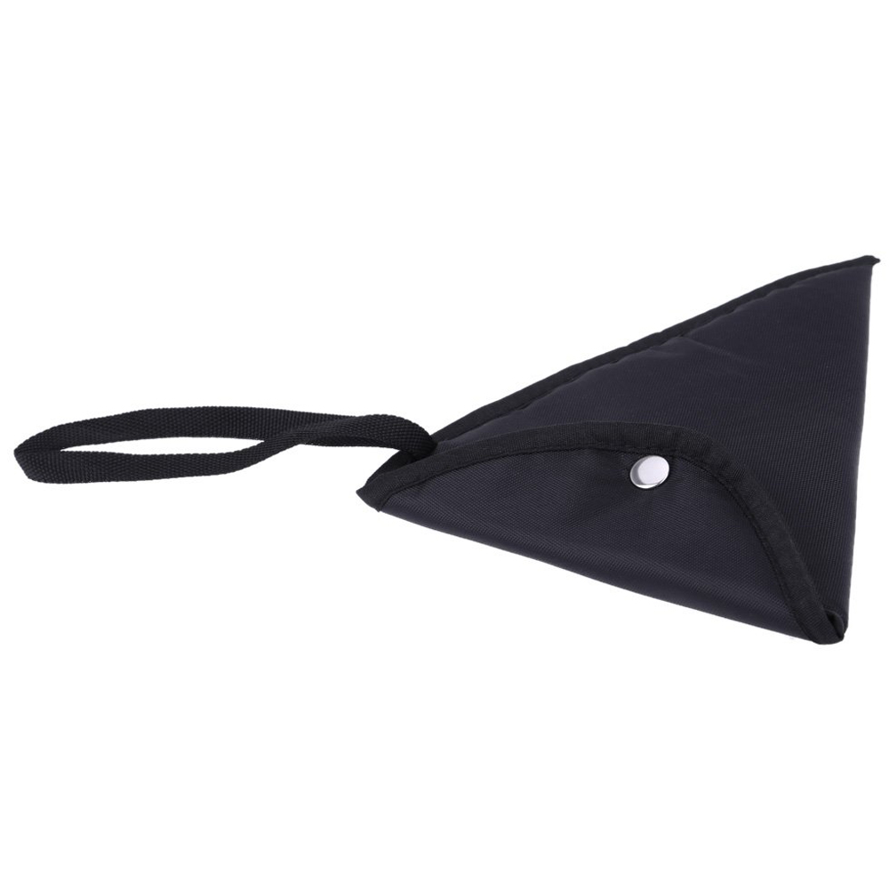 10X Wholesale 12 Hole Ocarina Gig Bag Protective Sturdy Durable Bag With Strap 5mm Cotton Padded Black