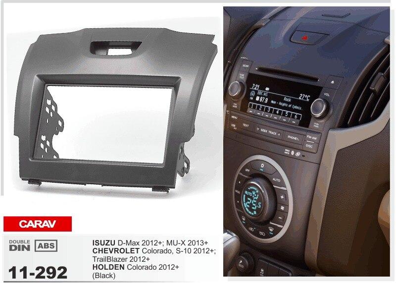 CARAV 11 292 Car Radio Fascia for ISUZU D Max/CHEVROLET ...