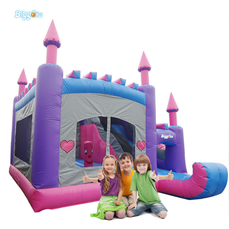 Cheap Inflatable Dry Slides Bouncy Castle Slide For Boys And Girls medicine science type blood test slides and marrow slides