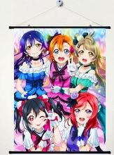 Love Live Honoka Kosaka Whole Home Decor Wall poster Scroll cosplay Japanese