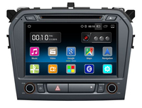 8 Android 5 1 2G RAM Car DVD In Dash For Suzuki Grand Vitara 2013 2014