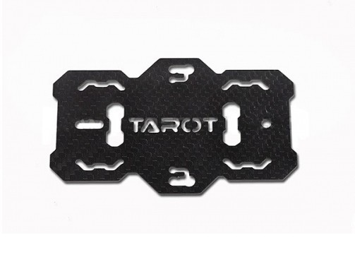 Multi Rotor Helicopter parts Tarot T15 T18 Quick release carbon battery mount TL15T01