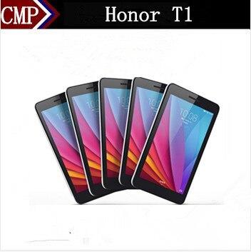 Оригинальный HuaWei Honor T1 701U Mediapad мобильного телефона SC7731G 4 ядра Android 4,4 7 дюймов ips 1024X600 2 ГБ Оперативная память 16 ГБ Встроенная память Phablet