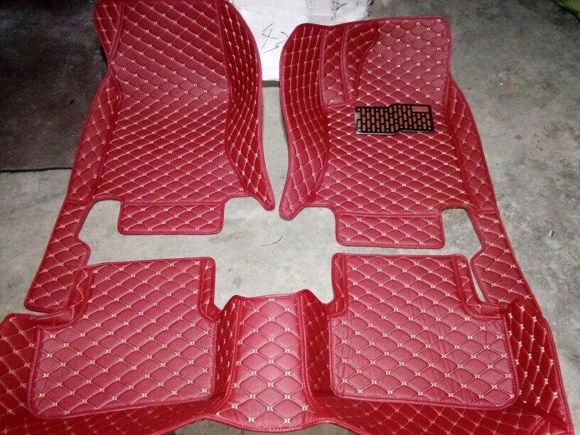Новинка! Индивидуальные специальные автомобильные коврики для правого/левого привода BMW 5 серии GT F07 2016 2010 прочные ковры для ног, бесплатная