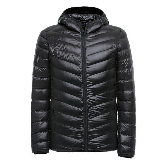 2017 Winter Ultralight Men 90% White Duck Down Jacket Winter Duck Down Coat Waterproof Down Parkas Outerwear MA175