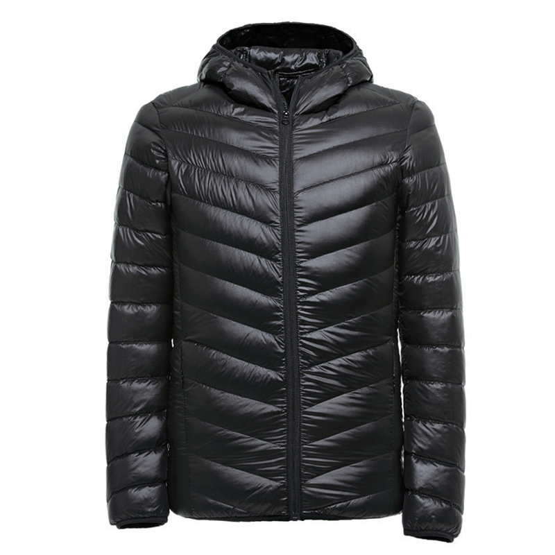 2019 Winter Ultralight Men 90% White Duck   Down   Jacket Winter Duck   Down     Coat   Waterproof   Down   Parkas Outerwear MA175