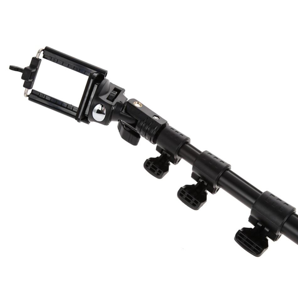 Universal Mini Extendable Handheld Monopod Bluetooth Selfie Stick - Տեսախցիկ և լուսանկար - Լուսանկար 3