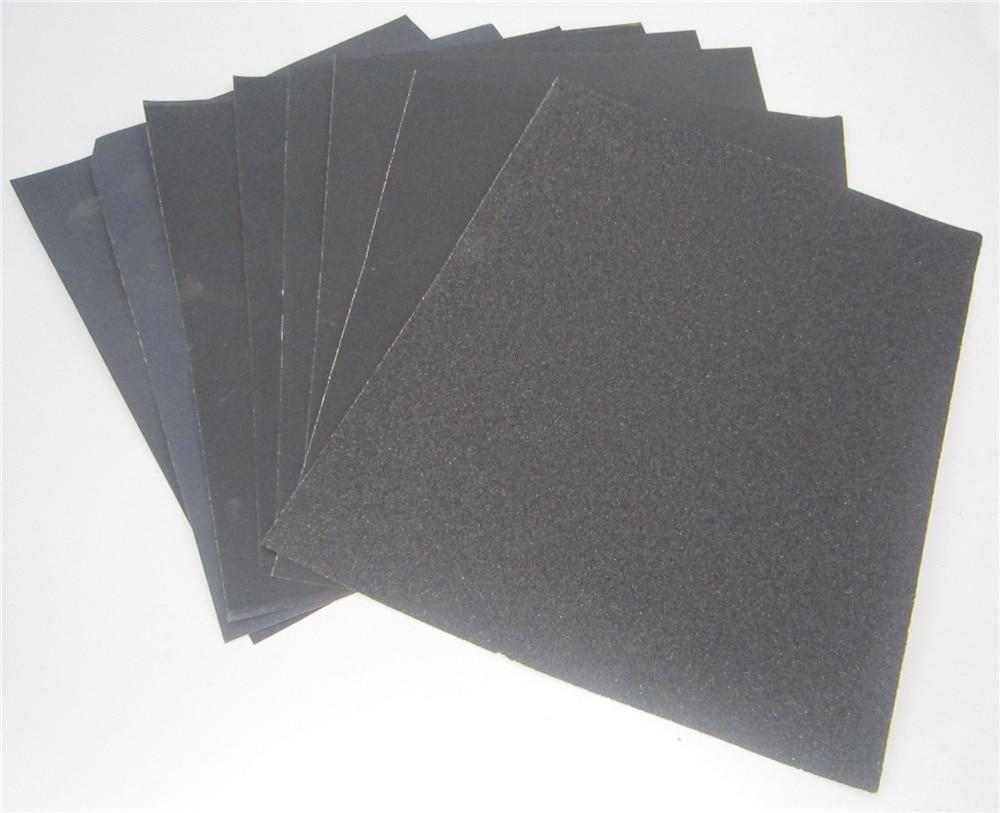 Sheet Surface Finish Abrasive Paper Sandpaper Grind Wet