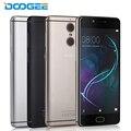 Original doogee disparar 1 teléfono móvil 2 gb ram 16 gb rom mt6737t Quad Core 1.5 GHz 5.5 pulgadas FHD Android 6.0 Smartphone Dual de Las Cámaras
